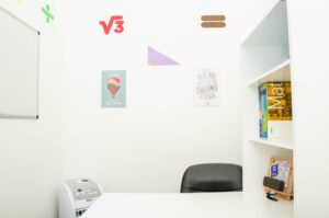 Sala de Aula Particular - Instituto Serena