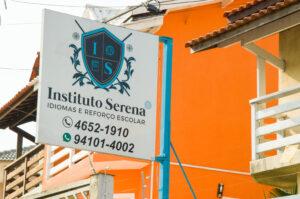 Instituto Serena - Escola de Idiomas e Reforço Escolar