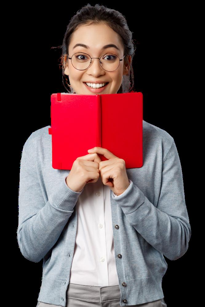 Aluna - Instituto Serena Idiomas e Reforço Escolar