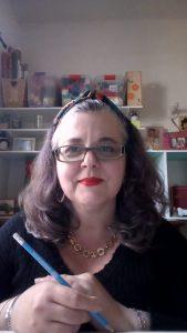 Professora Daniela Galvão - Instituto Serena