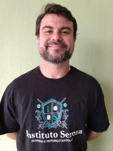 Professor João Paulo Pereira - Instituto Serena